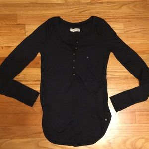Abercrombie and Fitch long sleeved shirt